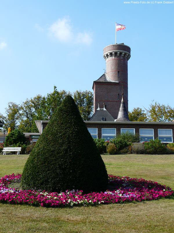 Bismarkturm in Lütjenburg
