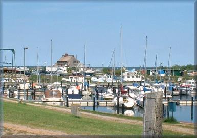 Lippe, Hafen